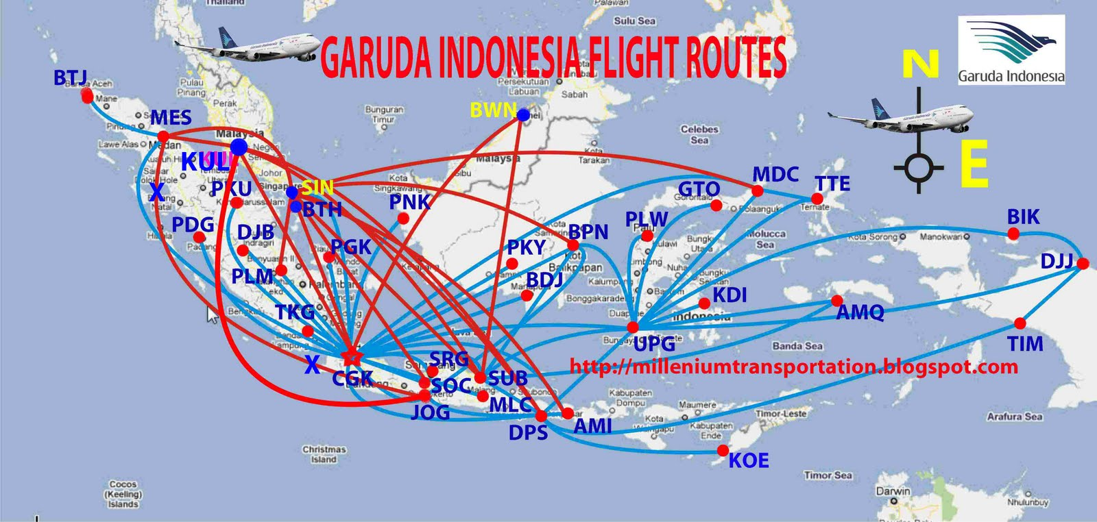 mdc map with Garuda Indonesia Routes Map on Chapter 10 Key 1 31953163 moreover 827597365 as well News additionally 7027853487 likewise Large Blank Europe Template 265366070.