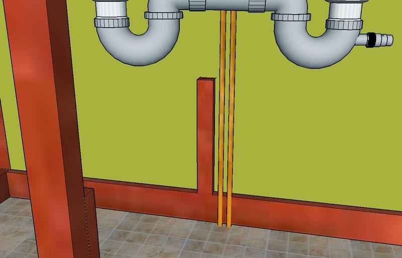 Comment brancher un robinet de service for Comment installer un robinet auto perceur