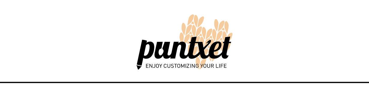 Puntxet: Tienda online y talleres de crochet y punto. Blog de decoración, DIY y recetas