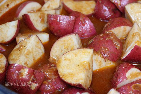 Braised Brisket with Potatoes and Carrots | Skinnytaste