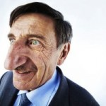 Kontes Unik, Hidung Terbesar di Dunia