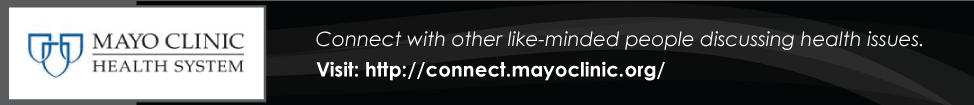 Mayo Clinic Connect - Join Our Community: