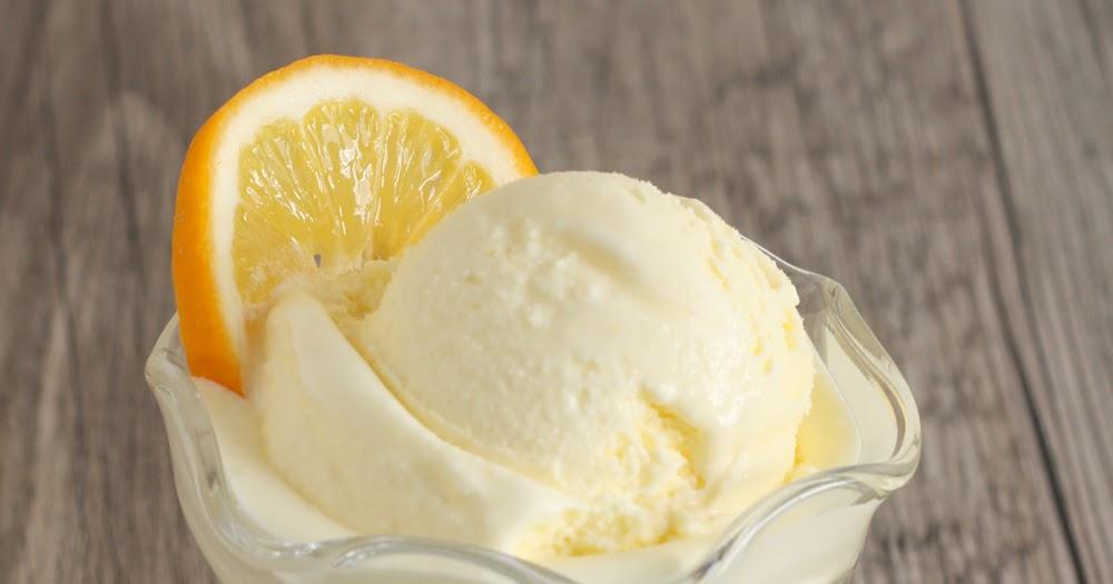 That Winsome Girl: Meyer Lemon Gelato