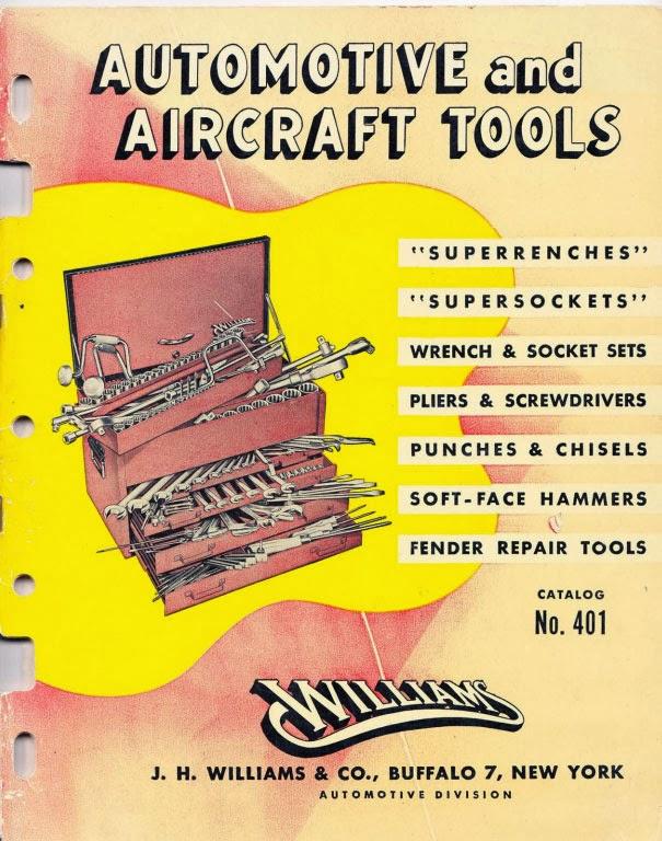 williams machine and tool company