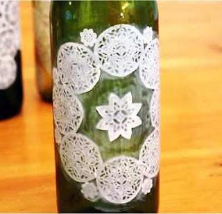 Cara Membuat Kerajinan Tangan Dari Botol Bekas, Vas Bunga 3