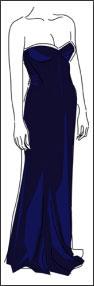 vestido+preto COMO COMBINAR ROUPA COM SAPATO