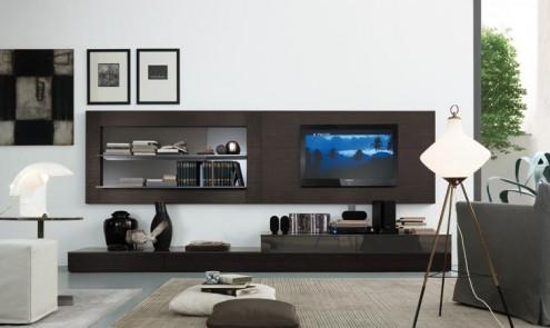 30 ideas de decoración de salas pequeñas modernas con