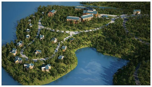Resort 4 sao Terracotta Đà Lạt