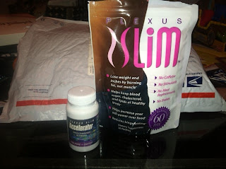 my plexus slim arrived in the mail today