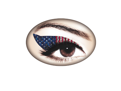 Violent Lips American Flag Collection