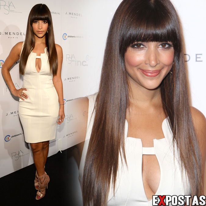Hannah Simone: 3rd Annual Autumn Party no The London West Hollywood em Hollywood - 17 de Outubro de 2012