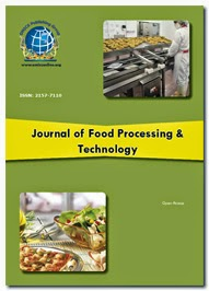 <b>Journal of Food Processing &amp; Technology</b>