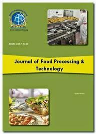 <b>Journal of Food Processing &amp; Technology</b>