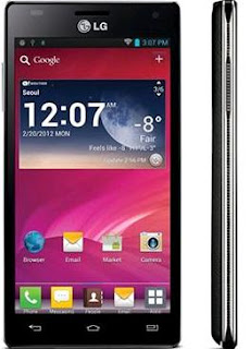 LG Optimus 4X HD P880 User Manual Guide