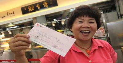 info ~ relevan sokmonyonya choo hong eng dengan cek kemenangannya