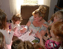 Princess Birthday Party Photo