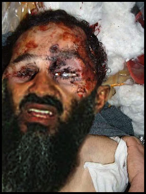 Osama Bin Laden Death Pic