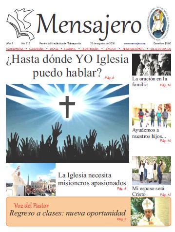 MENSAJERO 212