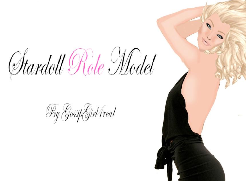 Stardoll Role Model