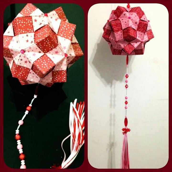 presente mobile origami