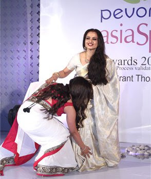 Rani Mukherjee  at Asiaspa Award