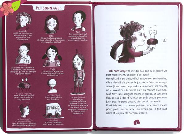 Au cœur des émotions - Les minipommes - éditions Le Pommier
