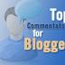 Tiện ích Top Commentators cho blogspot