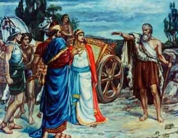 ELIAS ENFRENTA JEZABEL E ACABE.