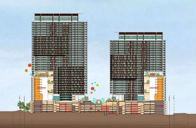 Iskandar Residences Medini Designs