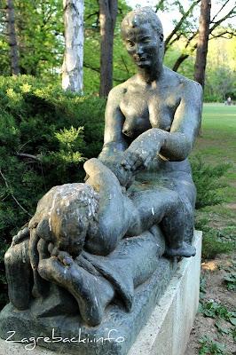 Majka i dijete - Ćiril Mihanović