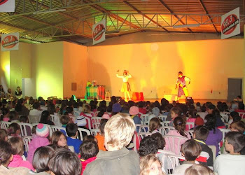 Platéia de Canelinha/SC- 2010