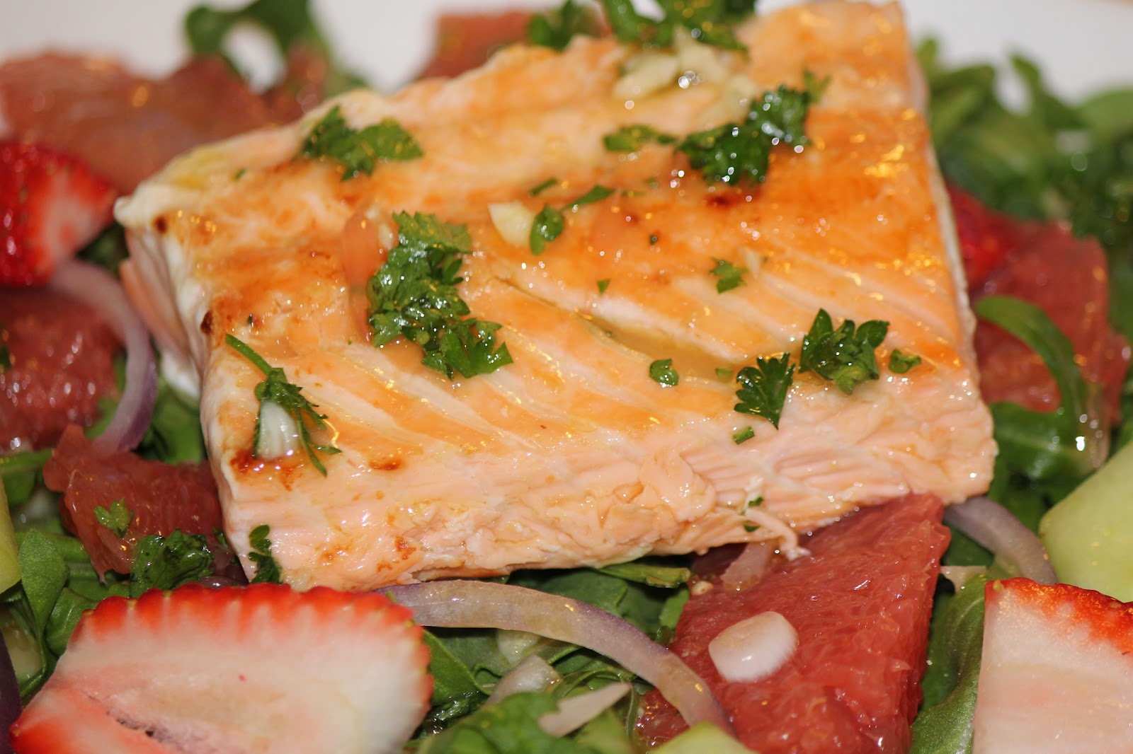 how to cook salmon on bbq