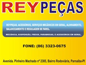 REY PEÇAS