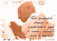 Frase de Gandhi, frase de mahatma gandhi