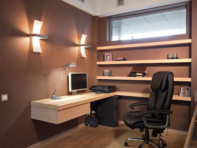Home Office Elegant Small Design