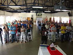 Retiro diocesano Sta. Terezinha 2010