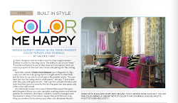As Seen in CUE Magazine October 2011