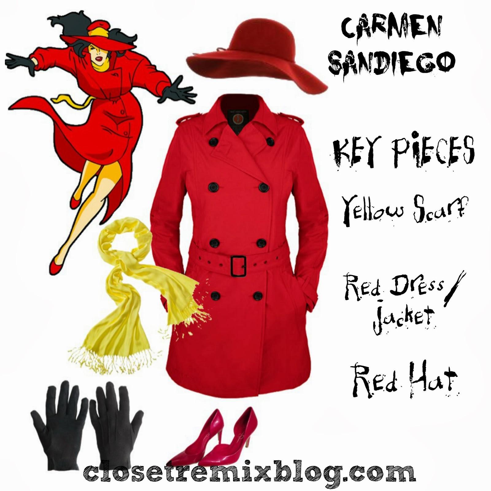 Closet remix remix it simple halloween costumes in your closet part