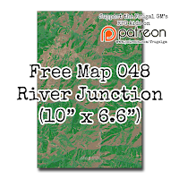 Free Map048: River of No Return