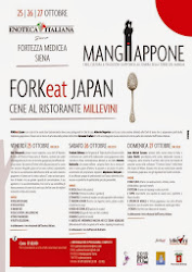 MANGIAPPONE Siena 25/26/27 ottobre 2013