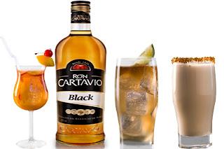 ron Cartavio y cócteles con ron