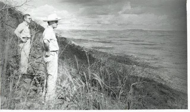 Geologos Oliver Mining