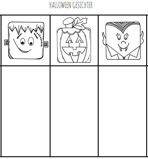 Groß Halloween Mathe Blatt Zeitgenössisch - Framing Malvorlagen ...