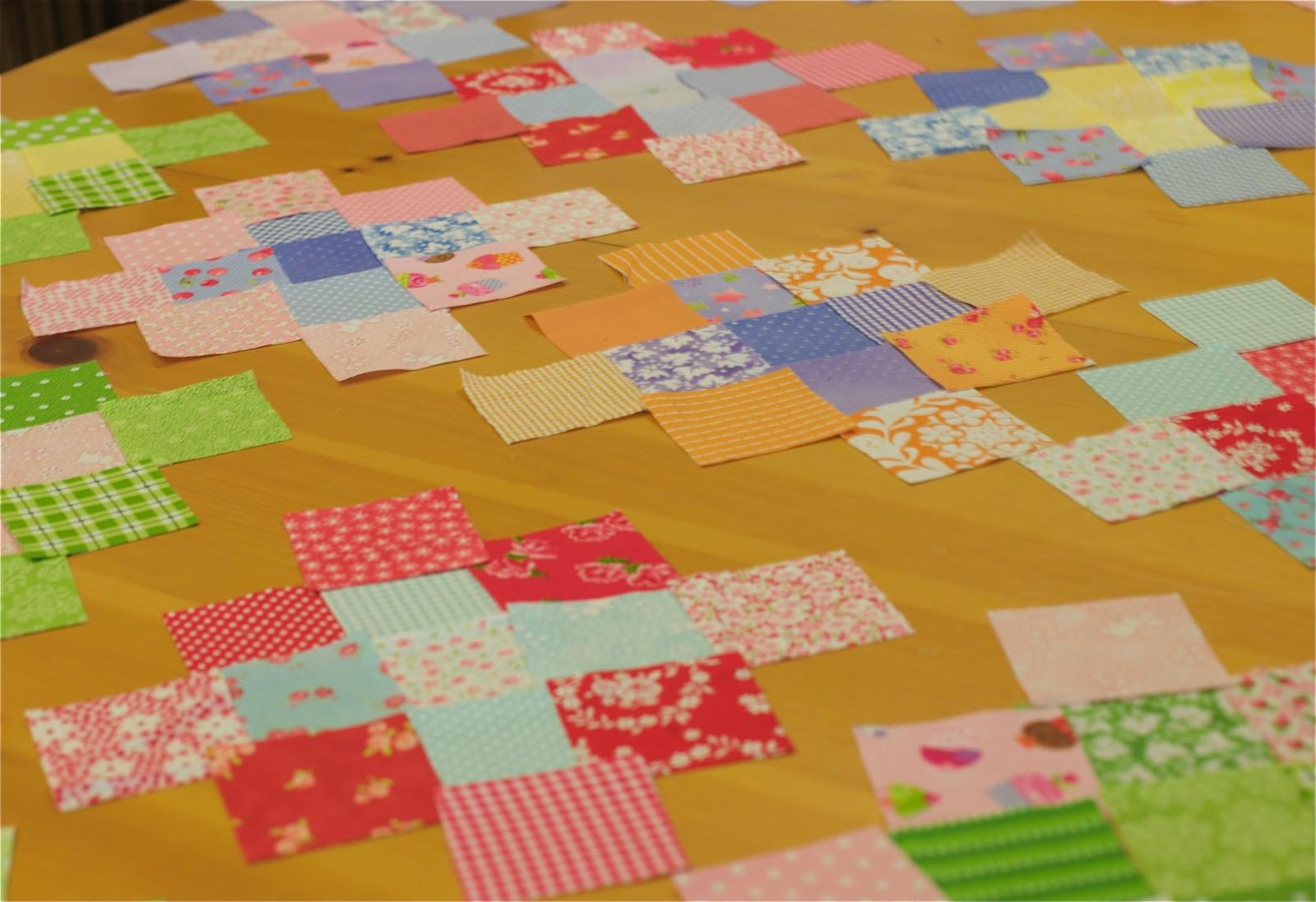 Sew Fabulous Quilt Shop Granny Square Quilt The Grand