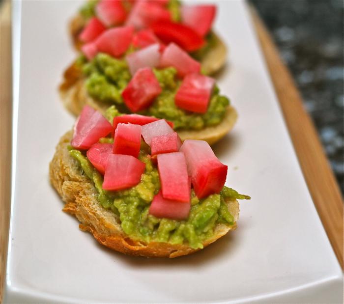 Pickled radishes: make and use | Yankee Kitchen Ninja