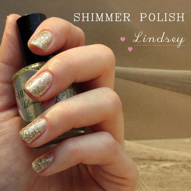 Shimmer Polish / Lindsey