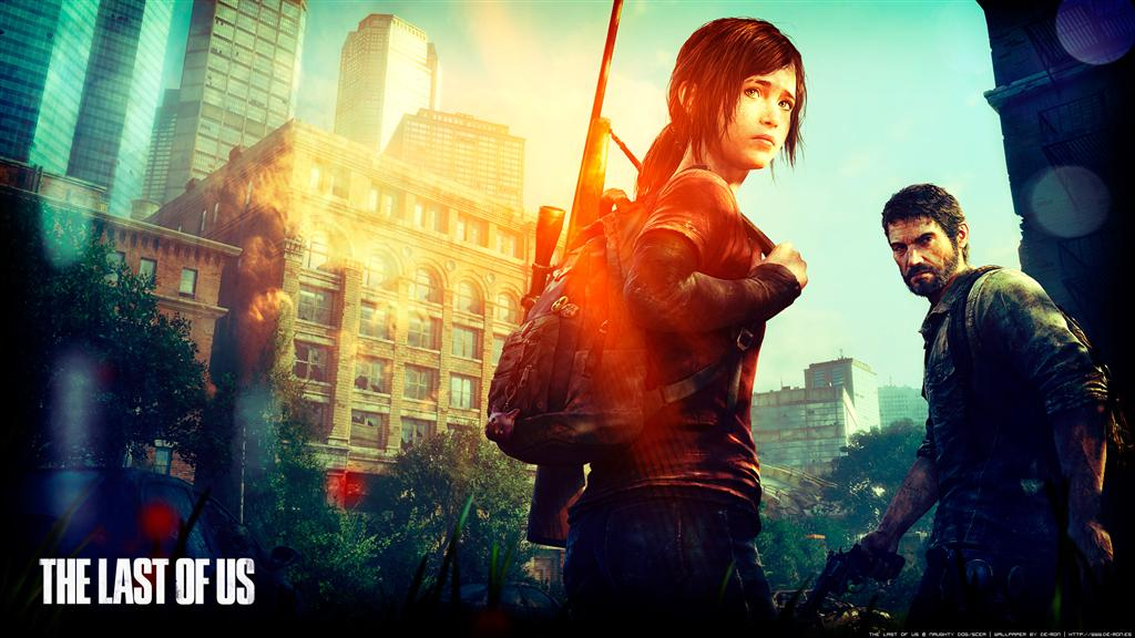 The Last of Us HD & Widescreen Wallpaper 0.0544756162816433