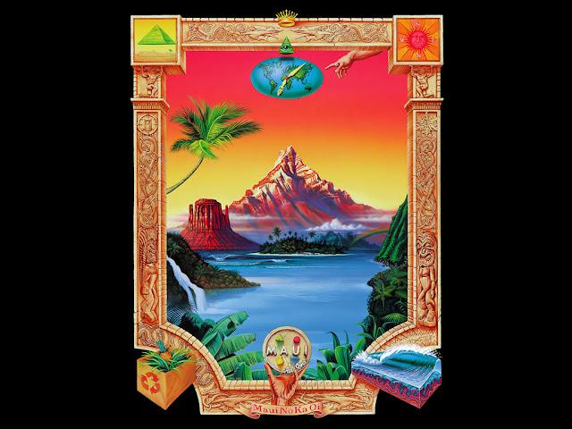 Maui and Sons island
