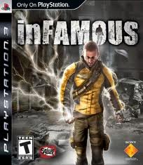 Infamous 3 has been announced to released for the PS4 console