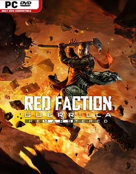 Red Faction - Guerrilla Remastered Jogos Torrent Download capa